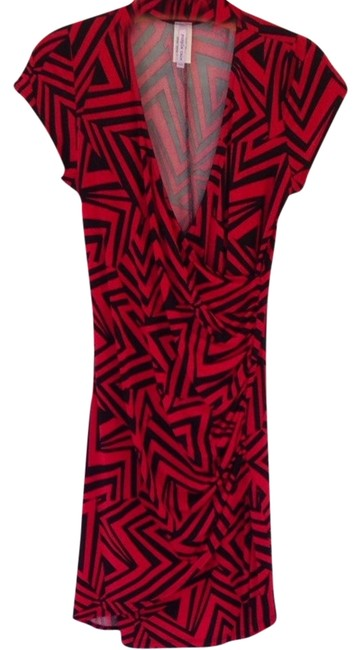 Preload https://item2.tradesy.com/images/purple-rain-red-and-black-short-casual-dress-size-12-l-2133186-0-0.jpg?width=400&height=650