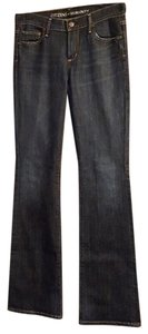 Citizens of Humanity Coh Boot Cut Jeans-Dark Rinse