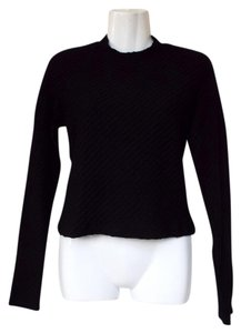 Forever 21 Longsleeve Quilted Knit Sweater