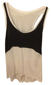 Nordstrom Top Black and white