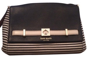 Kate Spade Canvas Leather Cross Body Bag
