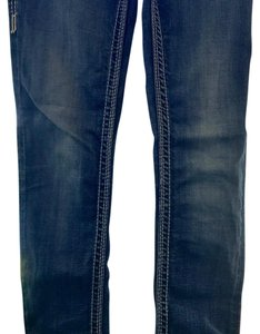 Vigoss Skinny Jeans-Medium Wash