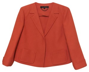 Lida Baday Orange Blazer
