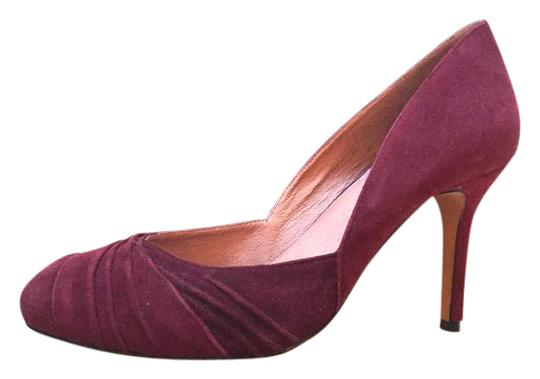 Preload https://img-static.tradesy.com/item/21332886/corso-como-vintage-suede-burgundy-pumps-21332886-0-1-540-540.jpg