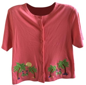 Bechamel Button Down Shirt pink