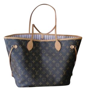 Louis Vuitton Neverfull Mm Neverfull Limited Edition Tote in Rose Ballerine Pink