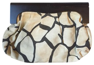 Old Navy black and white Clutch