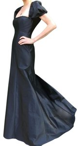 Moschino Maxi Formal 8 S Fishtail Dress