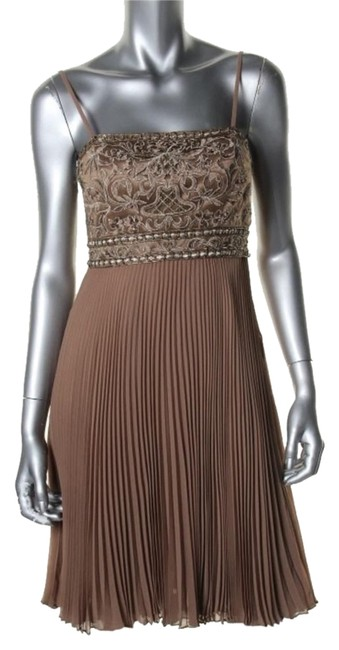 Preload https://item4.tradesy.com/images/sue-wong-brown-knee-length-formal-dress-size-6-s-2133363-0-0.jpg?width=400&height=650