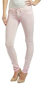 Flying Monkey Skinny Pants Pink