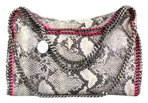 Stella McCartney Tote in Snakeskin Print