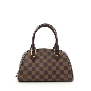 Louis Vuitton Damier Satchel in Damier Ebene