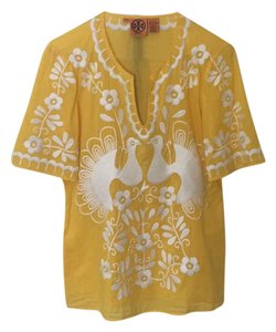 Tory Burch T Shirt yellow
