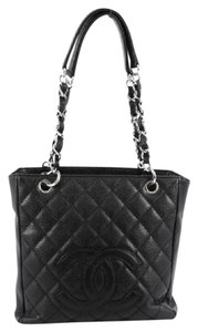 Chanel Caviar Quilted Tote