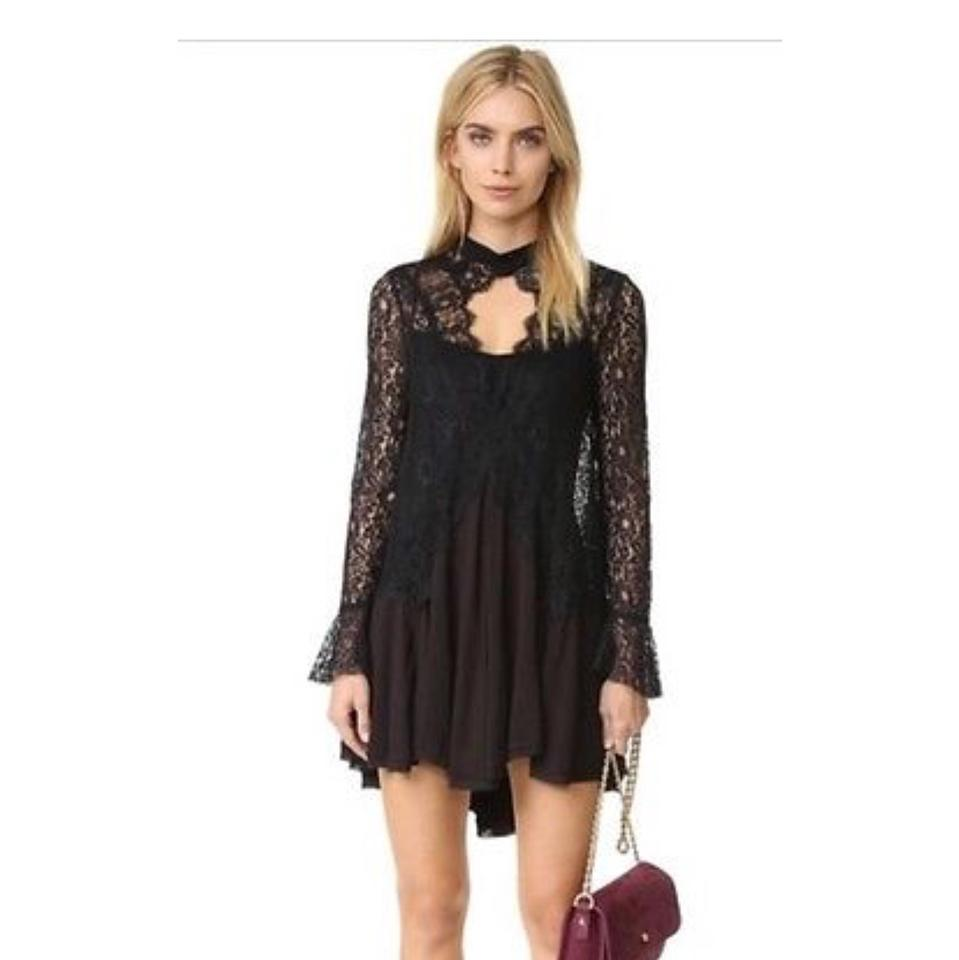 Free People Black Style: 33484536 Color Code: 031 / Secret Pieces ...