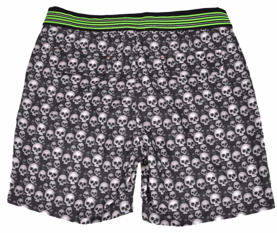 f9a9111c37 Robert Graham Dead Wash New Men's Skull Print Trunks 40 One-piece Bathing  Suit Size 4 (S) 36% off retail
