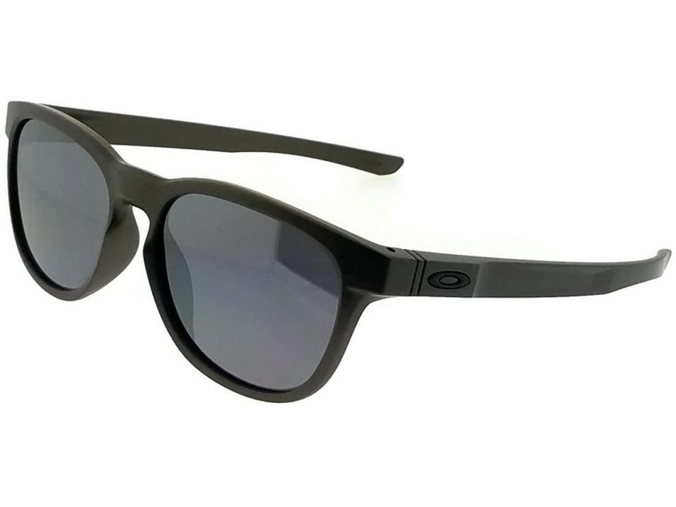 1c18236faf Oakley Oo9315-12 Stringer Men s Lead Frame Black Iridium Lens Sunglasses  46% off retail