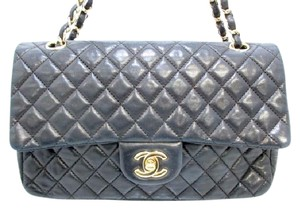 Chanel Lambskin Vintage Luxury Shoulder Bag