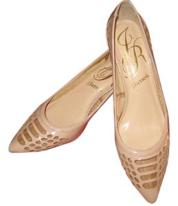 J. Renee Designer Nude Pumps