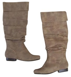 Cathy Jean Brown/Tan Boots