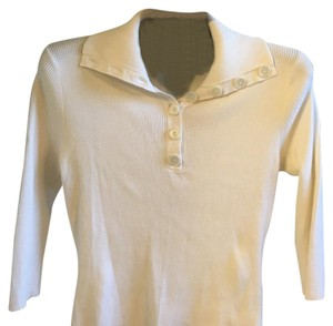 Talbots Top white