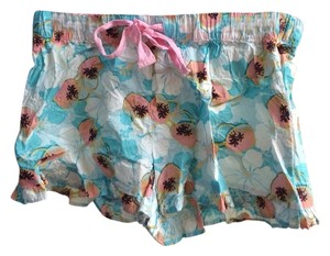 jenni by jennifer moore Shorts Floral Shades