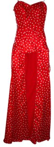 AgaTha CouTure Gown Polka Dot Rockabilly Dress
