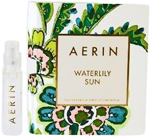 Aerin NEW Waterlily Sun Eau de Parfum Mini Spray Bottle Travel Size Sample