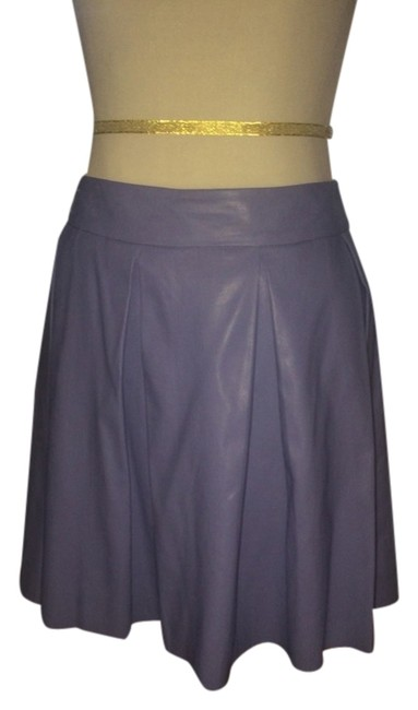 Neiman Marcus Skirt Periwinkle blue