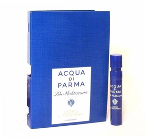 Acqua di Parma NEW Blu Mediterraneo Cedro di Taormina Mini Spray Travel Size Sample