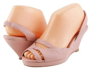 See by Chloé Comfortable Wedge Eur 37 Pink Sandals