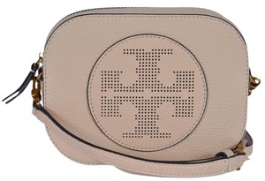 Tory Burch Summer Leather Cross Body Bag
