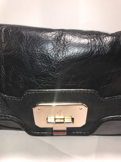 Cole Haan Chain Clutch Leather Shoulder Bag Image 1