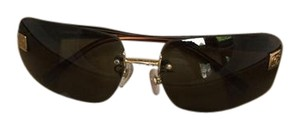 Chanel Aviator Style Sunglasses