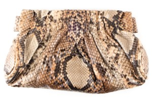 Donna Karan Natural Clutch