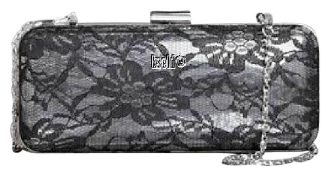 Item - Clutch Lace Evening Minaudiere Cross Body Clear Shoulder Bag