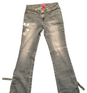 South Pole Collection Straight Leg Jeans