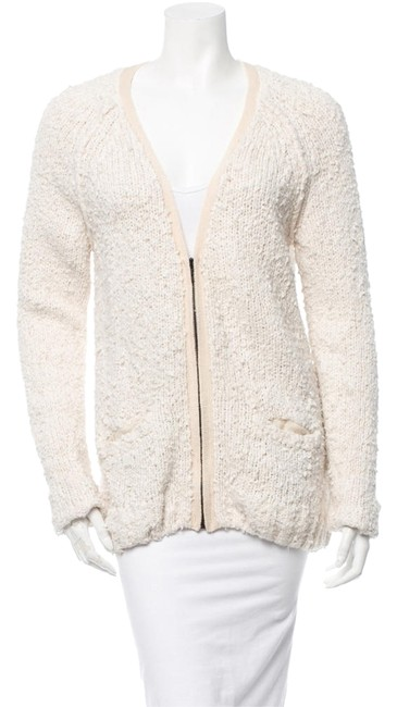 Preload https://item5.tradesy.com/images/rag-and-bone-cream-zipper-knit-cardigan-size-8-m-2133749-0-0.jpg?width=400&height=650