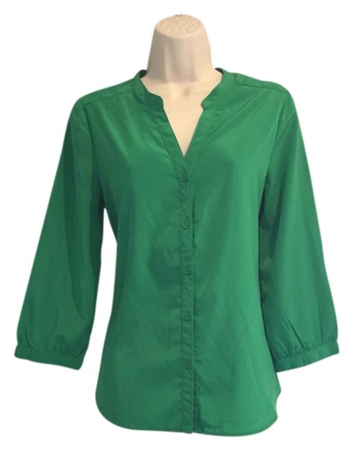 Old Navy Top Green