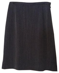 Emanuel Ungaro Skirt Black/White