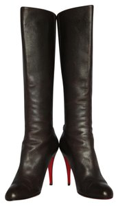 Christian Louboutin High Heels Sole Lady Dark brown Boots