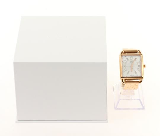 ESQ Movado Rose Gold Rectange Case