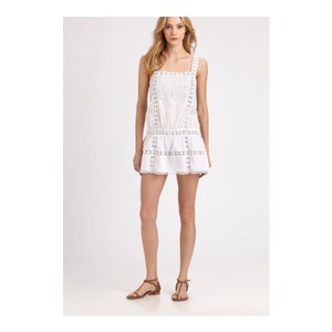 OndadeMar short dress White on Tradesy