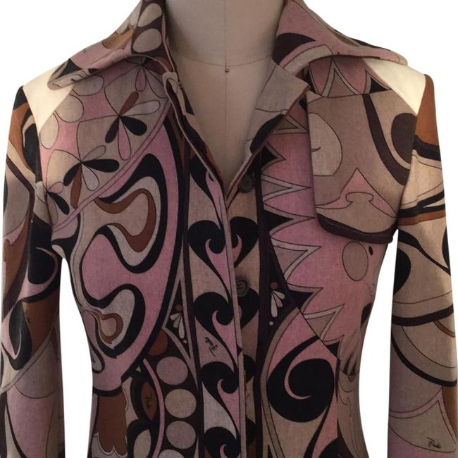 Preload https://img-static.tradesy.com/item/21338305/emilio-pucci-multicolor-wool-coat-size-8-m-0-2-650-650.jpg