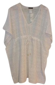 Tommy Bahama New w/ Tags White Crochet Tunic