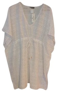 Tommy Bahama NEW WITH TAGS! White Crochet Tunic