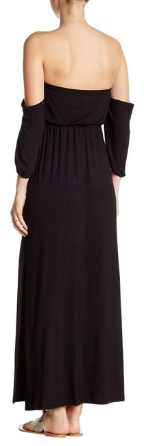 Preload https://img-static.tradesy.com/item/21338476/go-couture-black-off-the-shoulder-long-casual-maxi-dress-size-10-m-0-1-650-650.jpg