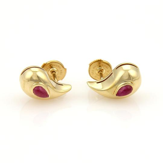 Preload https://img-static.tradesy.com/item/21338567/chopard-yellow-gold-and-red-ruby-cabochon-rubies-18k-curved-pear-shape-stud-earrings-0-0-540-540.jpg