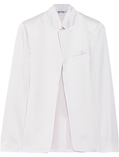 Preload https://item3.tradesy.com/images/t-by-alexander-wang-lilac-brushed-satin-blazer-size-6-s-2133862-0-0.jpg?width=400&height=650