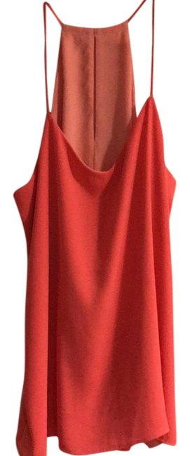 Preload https://img-static.tradesy.com/item/21338722/express-coral-and-light-pink-reversible-tank-topcami-size-12-l-0-1-650-650.jpg